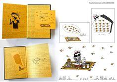 """Vedi il mio progetto @Behance: \u201cillustrazioni per il libro """"Dreams from my magic lamp""""\u201d https://www.behance.net/gallery/52235849/illustrazioni-per-il-libro-Dreams-from-my-magic-lamp"""