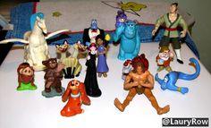 diverses figurines disney à vendre.