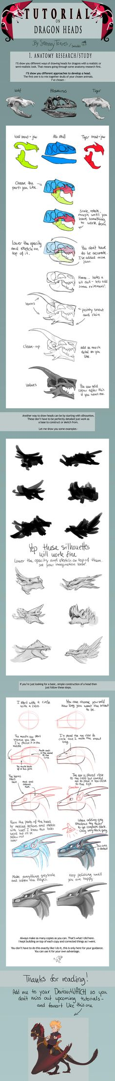 35 super Ideas for drawing dragon head character design – Character Design Dragon Head, Dragon Art, Dragon Horns, Anime Art Fantasy, Anatomy Reference, Drawing Reference, Design Reference, Drawing Techniques, Drawing Tips