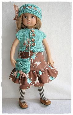 Oh La La Poodles! Little Darling Outfit | Flickr - Photo Sharing!