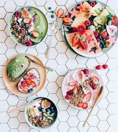 food, healthy, and fruit Bild