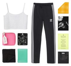 """""""summer ♡"""" by frostedfingertips ❤ liked on Polyvore featuring adidas Originals, Monki, 3.1 Phillip Lim, Dot & Bo, Morgan Collection, Topshop, Acne Studios, haileelook and clarelook"""