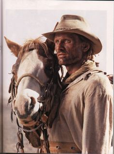 "Viggo Mortensen -- Inspiration for Frank Garrity.  Movie ""Hildalgo"""
