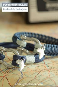 Get your Backyard Hiker Bracelet today! Each model is available in lots of different colors and they are all handcrafted for you in South Africa. of our proceeds go towards Wildlife Conservation programs. Parachute Cord, Go Hiking, Wildlife Conservation, Paracord Bracelets, Bracelet Making, South Africa, Backyard, Lifestyle, Colors