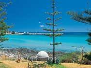 Penneshaw, on Kangaroo Island