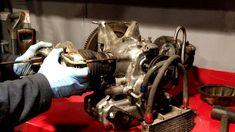 Lomax 223 Rebuild #12 2CV Engine Head Removal Closer, Engineering, Technology