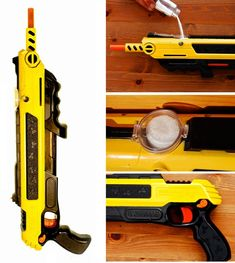 Bug-A-Salt – The Perfect Shot Gun To Fight Bugs, Mosquitoes and Flies! Guy Stuff, Cool Stuff, Beach Bungalows, Cool Technology, Pew Pew, Unique Presents, Easy Home Decor, Diy Tools, Tech Gadgets