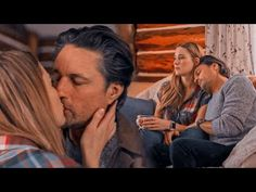 """Virgin River 2x10 - Mel and Jack """"i love you too"""" HD - YouTube Movies And Series, Tv Series, Movie Photo, Movie Tv, Martin Henderson, Love Cast, Female Protagonist, Tv Couples, American Idol"""