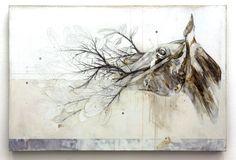 nunzio paci, equino in fiore