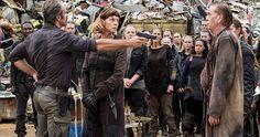 The Walking Dead Season 8 Episodic Photos The Walking Dead, Walking Dead Season 8, Walking Dead Zombies, Rick Grimes, Rick And Michonne, Judith Grimes, Andrew Lincoln, Sasha Williams, Eugene Porter