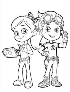 Rusty Rivets Coloring Pages Collection. Find out Collection of the Nickelodeon TV series Rusty Rivets coloring pages here. Barbie Coloring Pages, Cute Coloring Pages, Cartoon Coloring Pages, Coloring Pages To Print, Free Printable Coloring Pages, Coloring Books, Drawing Pics For Kids, Castle Coloring Page, Paw Patrol Coloring