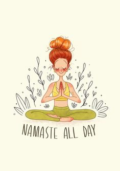 yoga quotes / yoga & yoga poses for beginners & yoga poses & yoga fitness & yoga inspiration & yoga quotes & yoga room & yoga photography Frases Namaste, Namaste Art, Namaste Yoga, Namaste Images, Frases Zen, Namaste Tattoo, Namaste Quotes, Peace Quotes, Yoga Meditation