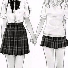 Read suculencia from the story Imágenes Yuri 2 ~El regreso :v by ToryBeles (🍌Unicorn🌈) with reads. Anime Girlxgirl, Anime Love, Yuri Manga, Yuri Anime, Manga Art, Chibi, Anime Couples, Cute Couples, Lesbian Art