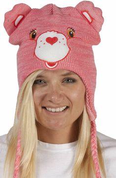 010719332a1 Cheer Bear Peruvian Beanie Care Bear Costumes