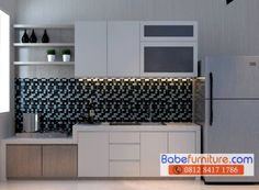 Babe Furniture - Jasa Pembuatan Kitchen Set Terbaik 0812 8417 1786: Pembuatan Kitchen Set Minimalis Modern 0812 8417 1...