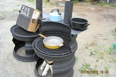 Truck Rim Fire Pit Ideas | The artful bodgers