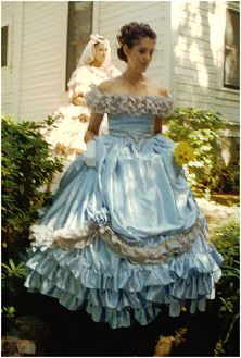 ae30cde40ce 17 Best Civil War ball gowns images