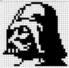 Resultado de imagen para cross stitch pattern star wars