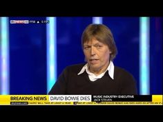 "David Bowie Reappears On Sky News As ""Jack Steven Fortress Music Executive"""