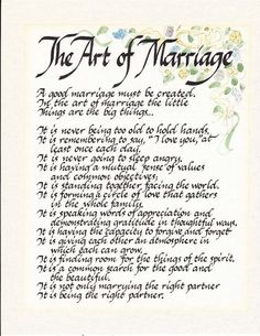 quotes marriage Wedding Quotes : the poem my mother read at our wedding. The Art Of Marriage, Marriage Poems, Marriage Advice, Love And Marriage, Marriage Thoughts, Marriage Couple, Happy Marriage, Relationship Advice, Wedding Verses
