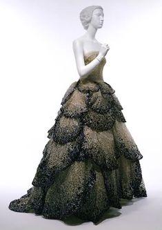 Junon dress by Dior..