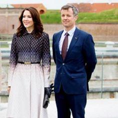 I love them ❤️❤️ #crownprincessmary #crownprincefrederik
