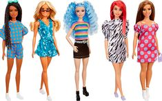 New Barbie Fashionistas 2021 dolls wave 2 Barbie Chelsea Doll, New Barbie Dolls, Barbie Toys, Miraculous Ladybug Queen Bee, Marinette Doll, Fashion Dolls, Ballerina Cookies, Dc Super Hero Girls, Barbie Fashionista