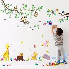 Die 32 besten Bilder von Wandtattoo | Kids room, Infant room und ...
