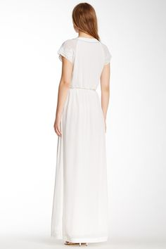 Marchesa Embroidered Maxi Dress by Marchesa on @nordstrom_rack