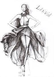 Znalezione obrazy dla zapytania sketch fashion