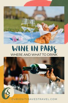Are you looking for unique things to do in Paris? Try this fun wine tasting tour in Paris, France where you'll learn about wine in France, where the best wines are from, try a few tasty ones, and so much more! Be sure to add this wine tasting in Paris tour to your next Paris itinerary! I what to do in Paris I France travel I wine in Paris I where to drink wine in Paris I what to drink in Paris I France wine tastings I tasting wine in Paris I places to go in Paris I #wine #Paris #France France Europe, France Travel, Paris France, European Travel Tips, Paris Travel Tips, Packing List For Vacation, Vacation Trips, Backpack Through Europe, Paris Itinerary