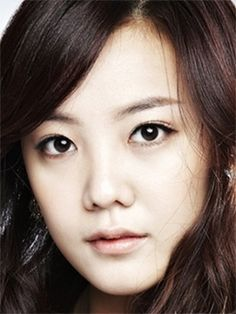 Go Eun Ah (고은아); Go Eun Ah, with the real name of Bang Hyo Jin, is a known South Korean actress who is most known as Keum Shil in Golden Apple Monolid Eyes, Laughing And Crying, Korean Actresses, Pretty People, Bangs, Fangirl, Entertainment, Kpop, Actors