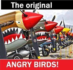 The originals! http://wrhstol.com/2acx0SN
