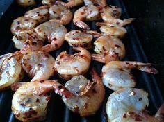 Featured Recipe: Grilled Shrimp
