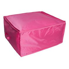 Tune Up Dust proof Oxford Foldable Closet Clothing Storage Boxes, Blanket Bag, Quilts Sorting Pouch Underwear Socks Organizer Bags (Hot Pink) Tune Up http://www.amazon.com/dp/B01DK5ZUWE/ref=cm_sw_r_pi_dp_11Vdxb02ZRW5H