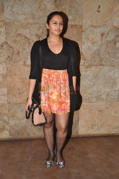 Huma Qureshi at D-day special screening in Lightbox, Mumbai on 14th July 2013 / Huma Qureshi - Bollywood Photos