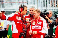 """Vettel: """"La falta de compañerismo en la F1 es muy triste""""  #F1 #Formula1"""