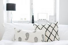 Mia Sophia | Monochrome Bedroom Monochrome Bedroom, Bedtime Stories, My Photos, Sleep, Dreams, Interior Design, Inspiration, Home Decor, Nest Design