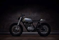 1982 Suzuki GN 400 in flat track style. Build by Ventus Garage, was the first bike from Poland invited to one of the largest exhibitions in Europe - Bike Shed 2017 in London. After being exhibited around Europe in 2017 and winning the most beautiful bike title in Custom Days in Przywidz, Poland it`s time to hand it over to the new owner  From all publications the most important is:  www.bikeexif.