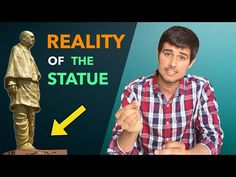 The grand tribute to the Iron Man of India, Sardar Vallabhbhai Patel - the Statue of Unity was recently inaugurated by PM Narendra Modi. In this video, I ana. True Gentleman, Vallabhbhai Patel, Unity, Insight, Politics, Statue, Youtube, Jay, Political Books
