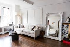 Inside Blogger Lainy Hedaya's Art Filled NYC Apartment