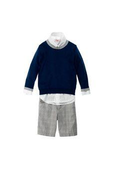 Classico e bellissimo!  Abbigliamento BAMBINO 2-14 anni - LOOK - Il Gufo - LOOK