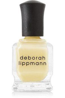 Deborah Lippmann Build Me Up Buttercup - Nail Polish, 15ml | NET-A-PORTER