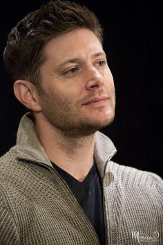 "monicad-photography: ""Jensen Ackles : Supernatural Convention, Seattle, Washington, 9 April 2017 """