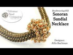 Sonoran Sundial Necklace - YouTube