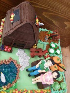Cake house by elina