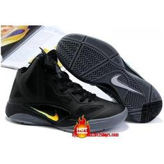 86918ff762d Cheap Nike Zoom Hyperfuse 2011 Black And Grey 454136 103