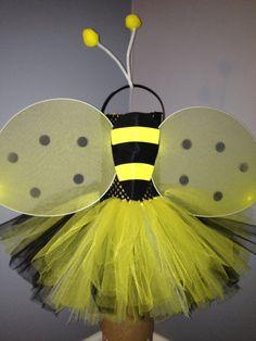 Bumble bee tutu!