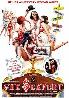 The Sexpert - 1972 - Movie Poster