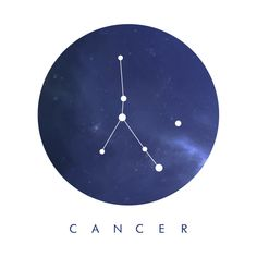 Shop Cancer Constellation cancer t-shirts designed by clothespin as well as other cancer merchandise at TeePublic. Horoscope Tattoos, Cancer Tattoos, Cancer Horoscope, Cancer Astrology, Pottery Designs, Pottery Art, Body Art Tattoos, Small Tattoos, Zodiac Cancer
